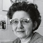 Gisela Konopka, a pioneer in focusing on youth.