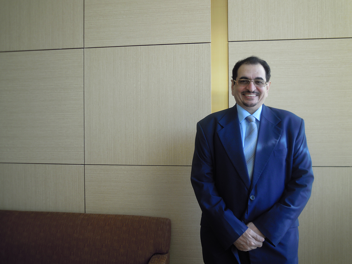 Zayed Al-Harethi, Ph.D. '85