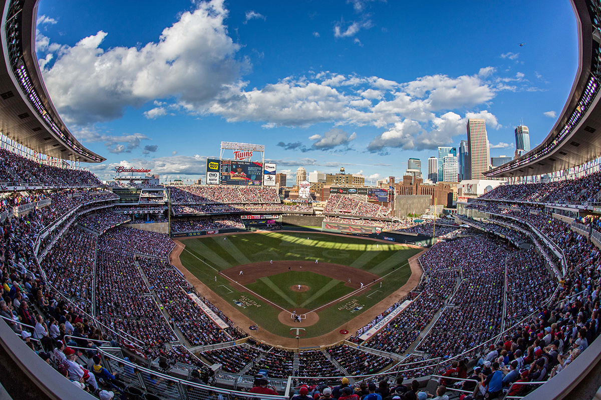 2014 MLB All-Star Game at Target Field