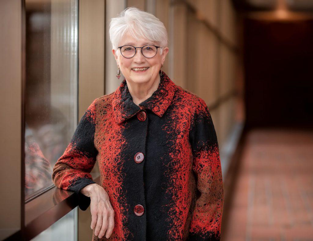Photo of Kay Thomas