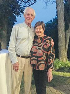 Photo of Bob and Judy Potts