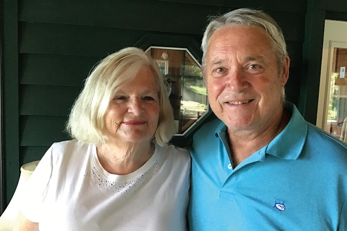 David and Margaret Perrin